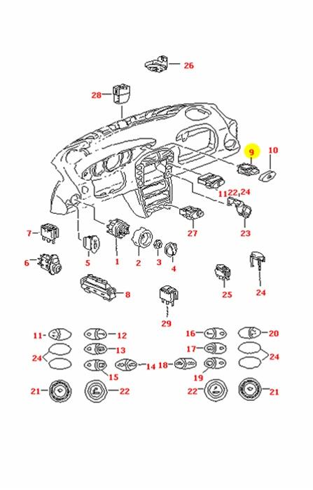 Porsche 911 Carrera 2 Carrera 4 911 Turbo And Boxster