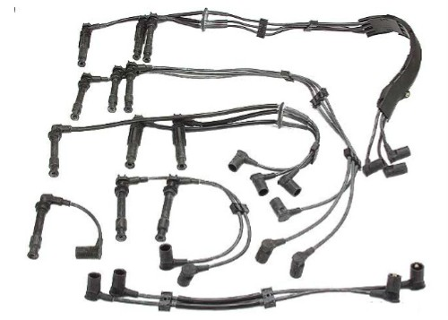 porsche 964 ignition wire set