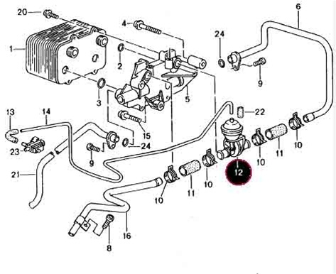Porsche 968 Engine Parts Diagram Html