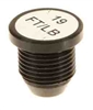 Engine Oil Drain Plug - Magnetic (18 X 1.5 mm)
