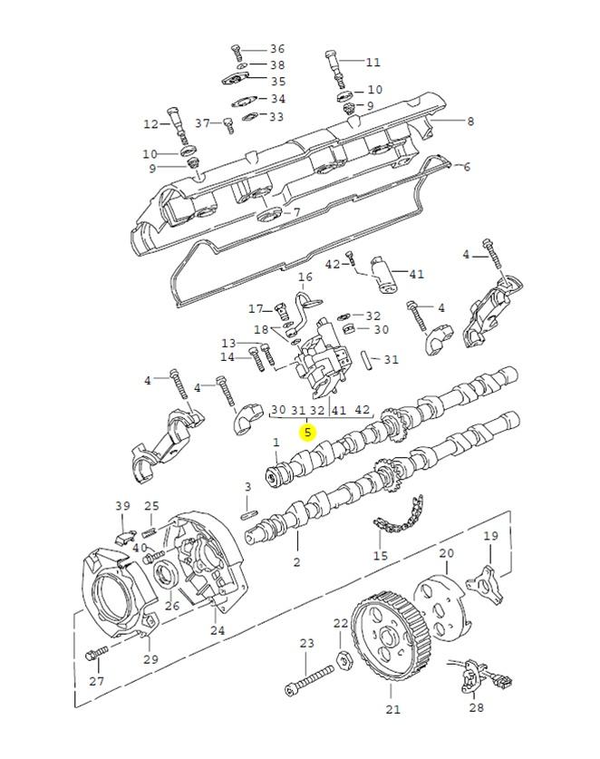 vario  cam  chain  tensioner  94410520101