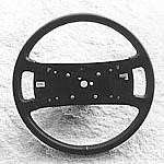AGLA - Steering Wheel Re-Cover Kit, 4-spoke, bowtie