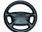 AGLA - Steering Wheel Re-Cover Kit, 4-spoke, airbag