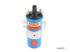 porsche 356, 911, 912 and 914 bosch ignition blue coil porsche 911 wiring -diagram porsche 356 wiring coil #47