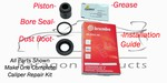 Brembo Late Caliper Repair Kits From '89 to 97