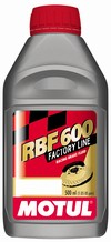 Brake Fluid - Motul RBF 600 Dot 4 Racing