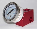 Oil Pressure Gauge, Mechanical