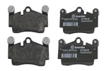 Brake Pad Set - Rear - For 330mm Disc