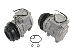 Compressor, A/C, with Clutch, Denso 471-1130