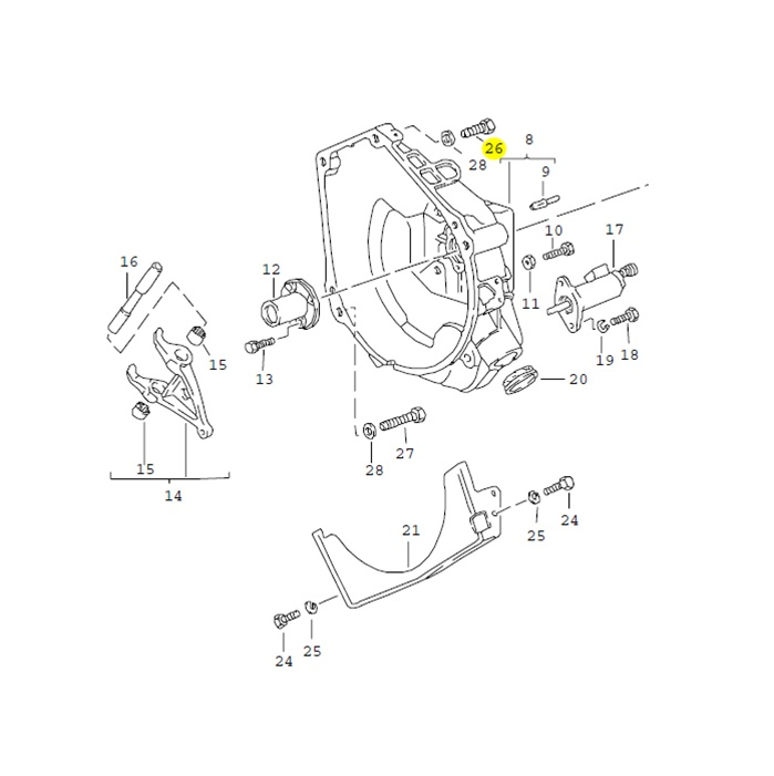 mazda 3 strut diagram