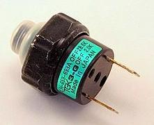 AC Pressure Switch