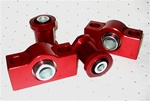 Control Arm Bushing Set - Racers Edge Spherical