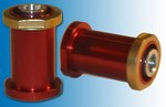 Control Arm Bushing Set - Front - Spherical