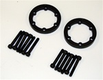 Axle Spacer Kit - 10mm for 996TT/997TT