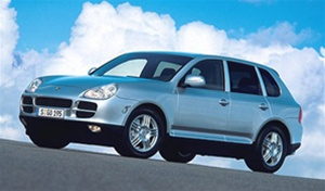 For Porsche Cayenne 2011-2012 Front Disc Brake Rotor w// Pads /& Sensor OEM