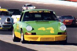 """Front Windshield Wiper Blade Set 911//912//930//912E 13/"""" Porsche 68-89"""