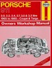 Haynes Manual for Porsche 911