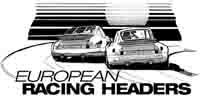 911 Tuned Headers - European Racing Headers